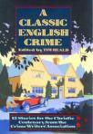 A Classic English Crime herausgegeben von Tim Heald
