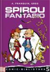 Spirou und Fantasio von André Franquin und Greg